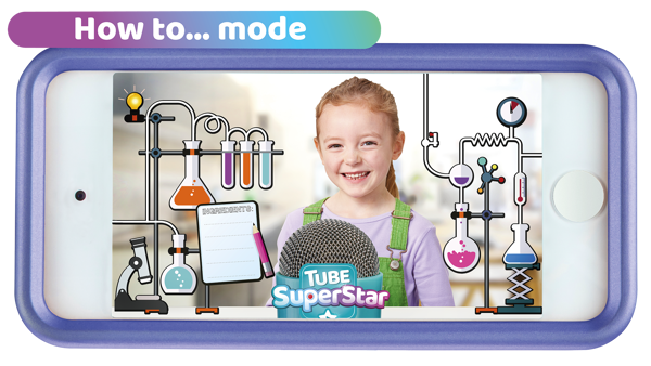 Tube Superstar how to screen